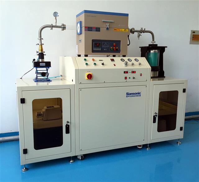 Ultrasonic Spray Pyrolysis System
